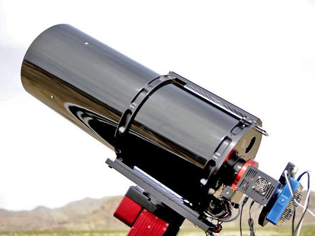 RCOS: 12 5 inch Carbon Tube Telescope